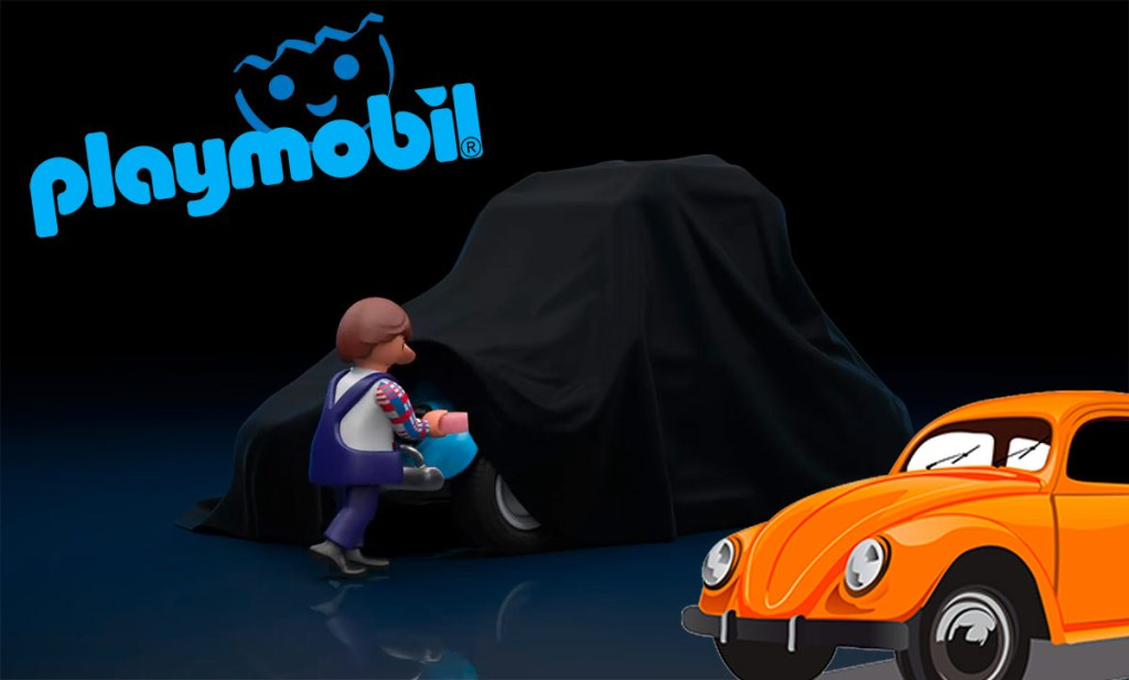 Playmobil Volkswagen Coccinelle