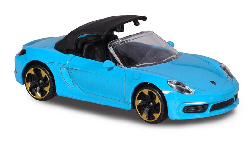 Porsche 718 Boxster Majorette