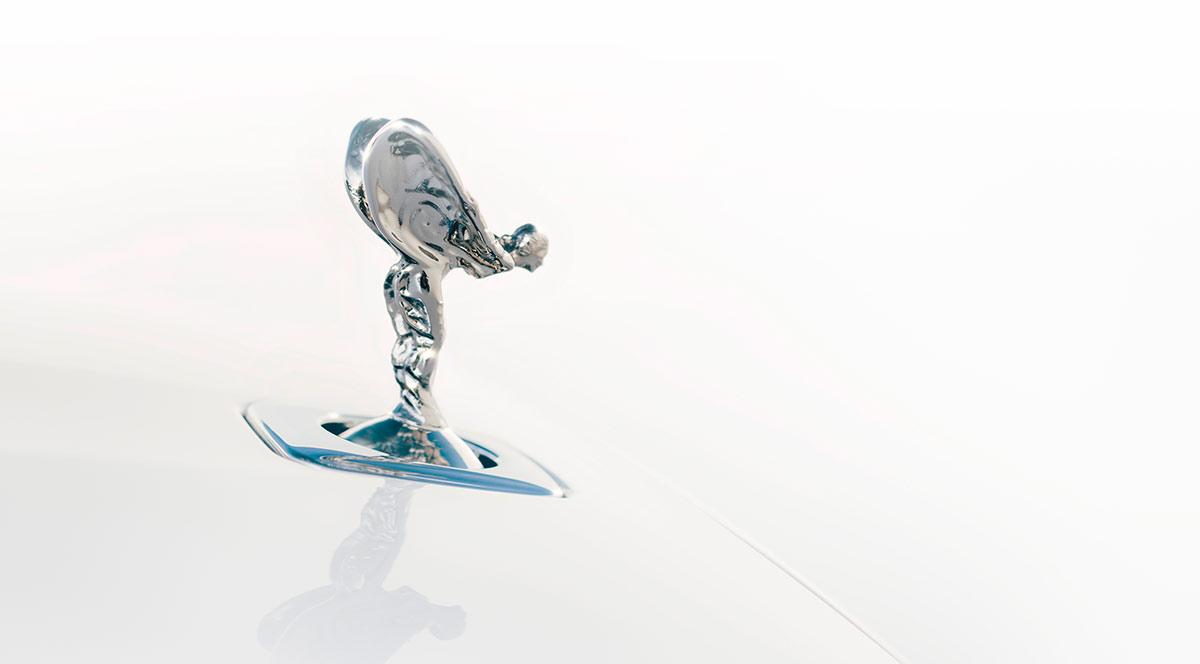 Insigne Rolls Royce Ghost 2020