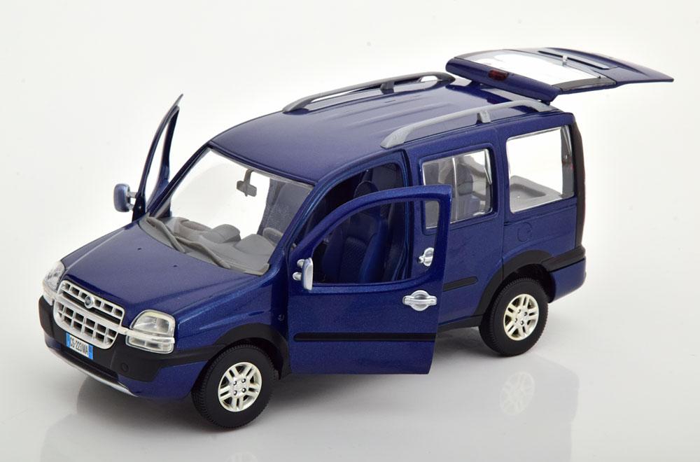 1/24 Fiat Doblo Norev 771050