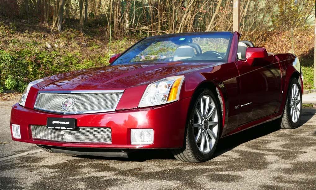 Cadillac XLR-V à vendre