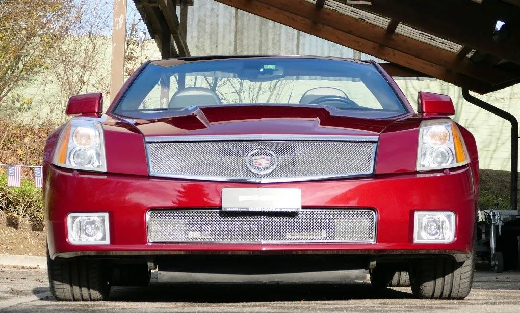 Cadillac XLR-V calandre
