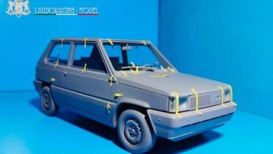 Fiat Panda 1 Laudoracing