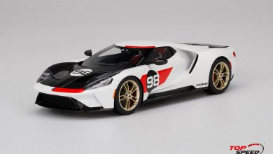 Photo de 1/18 : La Ford GT Heritage Edition 2021 arrive chez TopSpeed