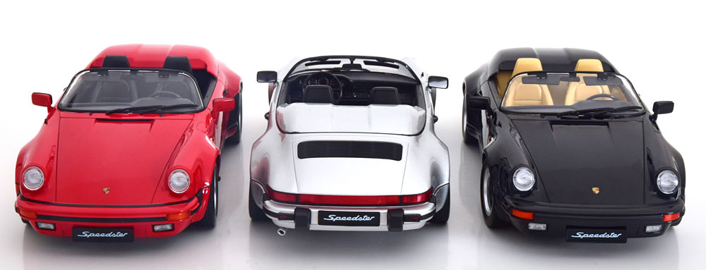 1/18 Porsche 911 Speedster KK-Scale