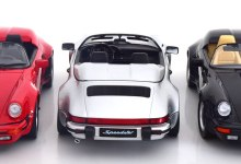 Photo de 1/18 : La Porsche 911 Speedster de 1989 arrive chez KK-Scale