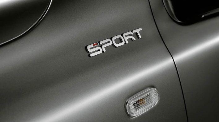Sigle Fiat Panda 3 Sport