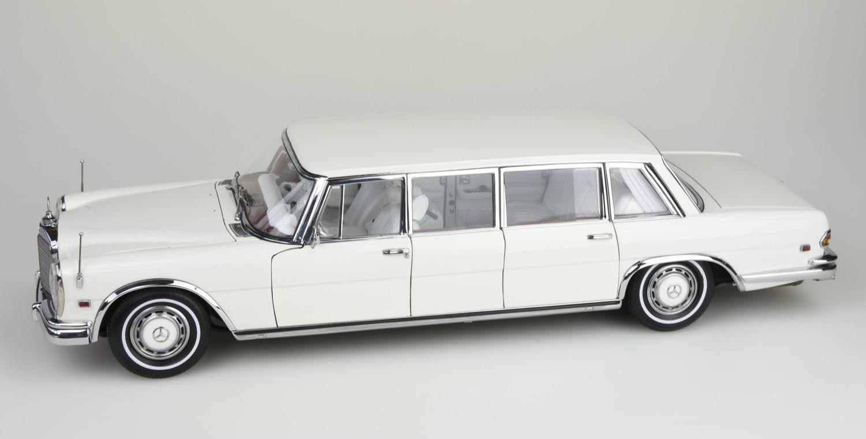 1/18 Mercedes 600 Pullman CMC