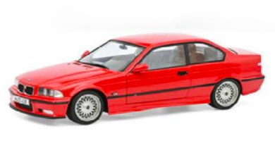 Photo de 1/18 : La BMW M3 E36 de Solido bientôt en rouge