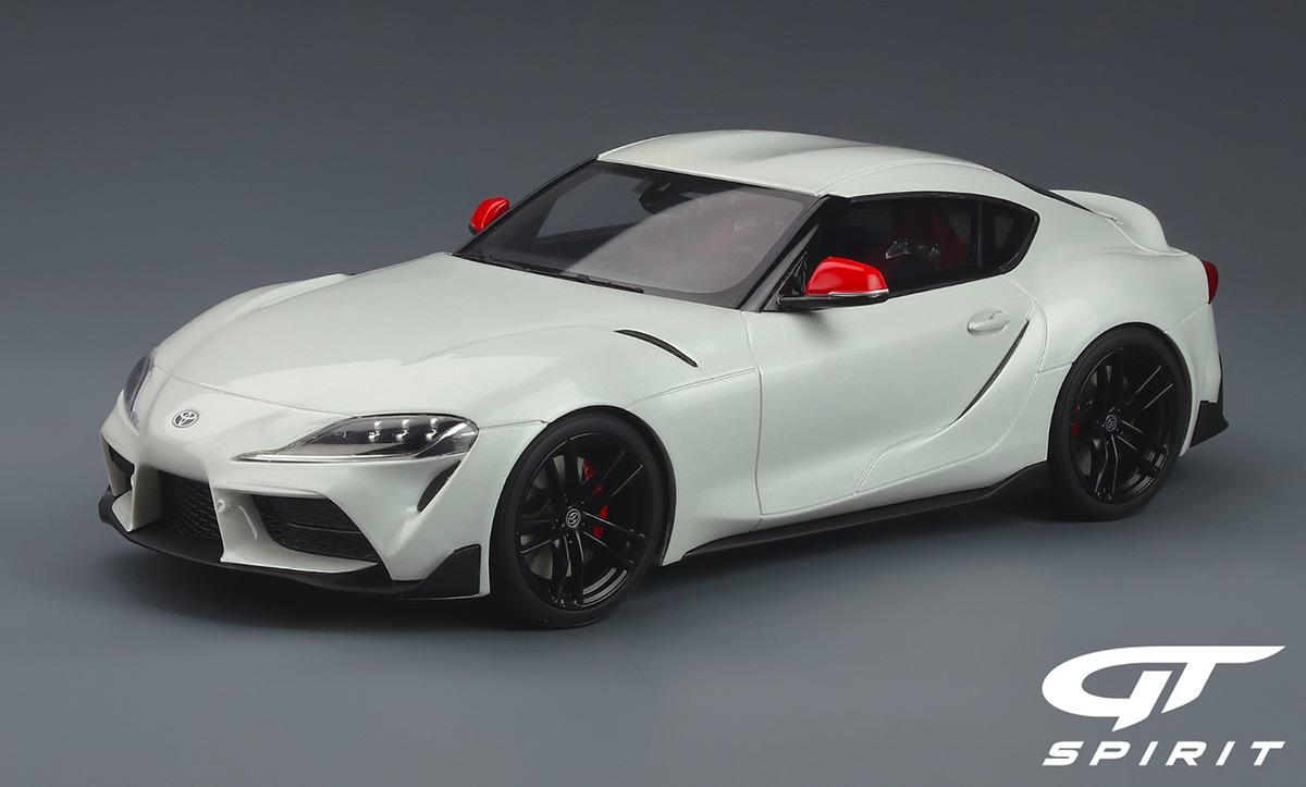 1/18 Toyota GR Supra GT Spirit