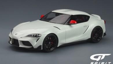 Photo de 1/18 : GT Spirit prépare la Toyota GR Supra