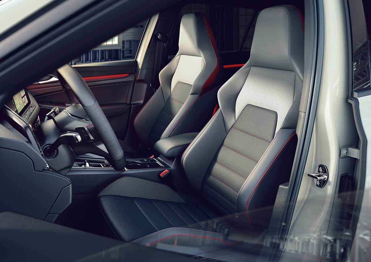 Sièges Volkswagen Golf 8 GTI Clubsport