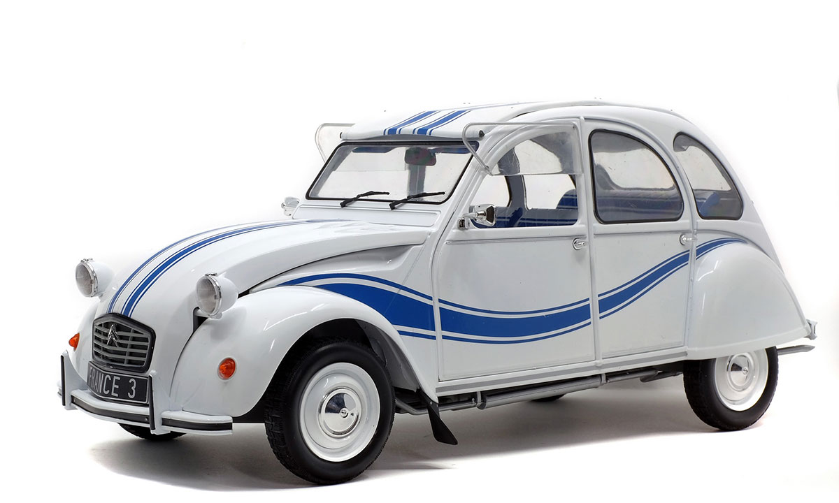 1/12 Citroën 2 CV France 3