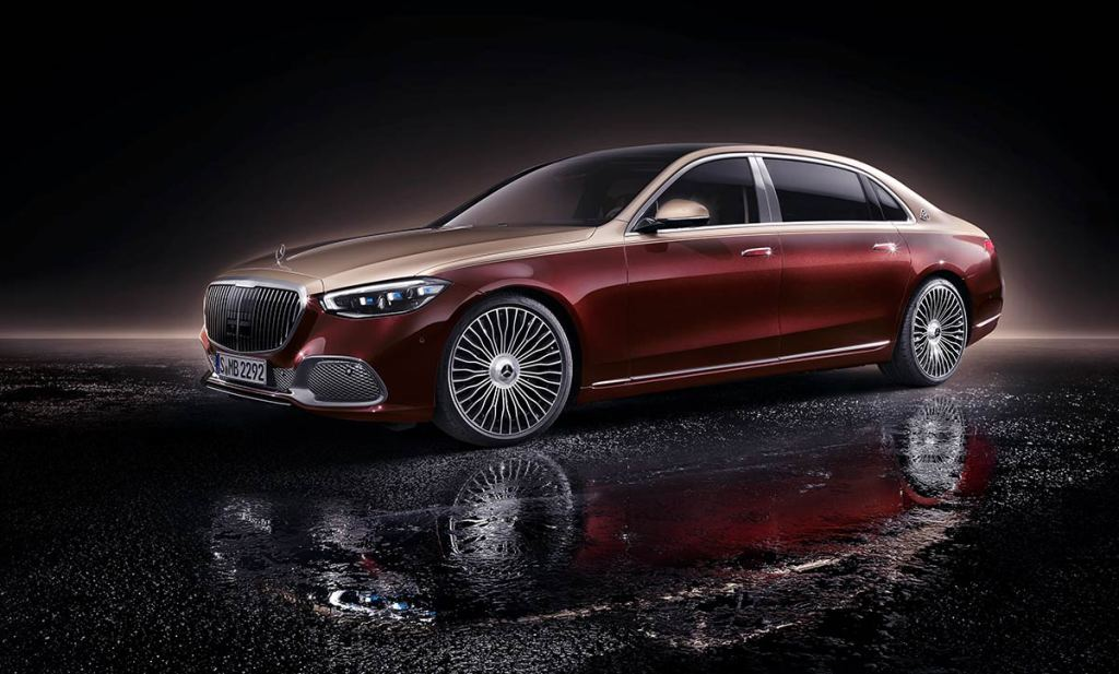 2021 Mercedes Maybach Classe S