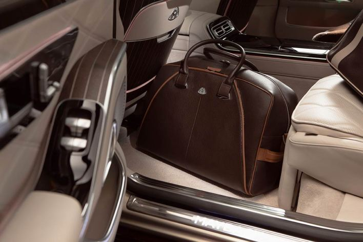 Bagages Mercedes Maybach Classe S