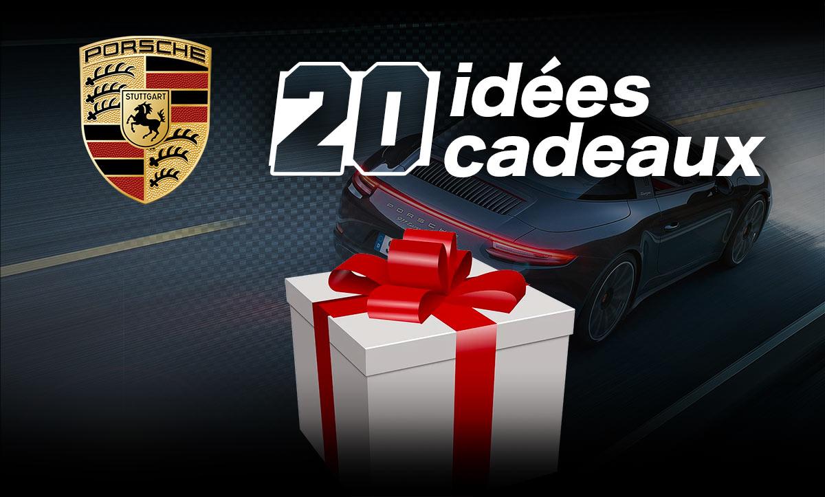 Cadeau Porsche