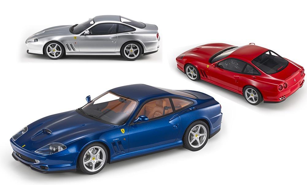 1/12 Ferrari 550 Maranello