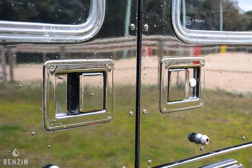 Hummer H1 portes arrière