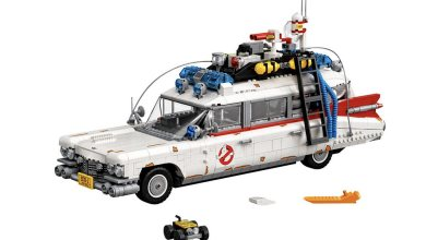 10274 Lego Ghostbusters