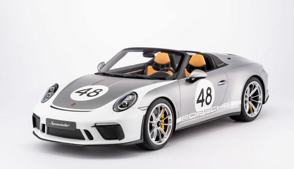 1/8 Porsche 911 Speedster Minichamps