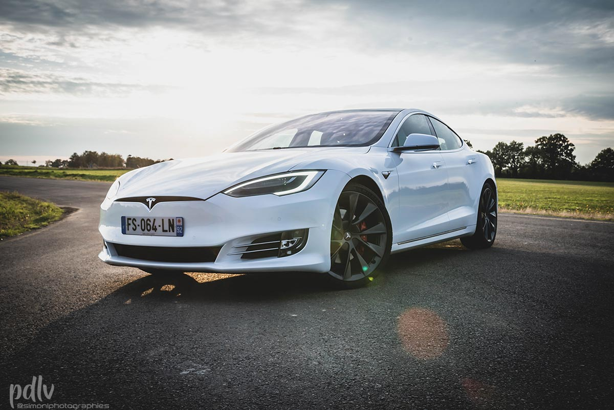 Tesla Model S Performance 2020