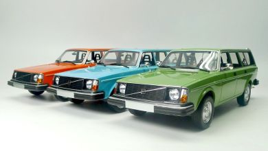 1/18 Volvo 245 DL DNA