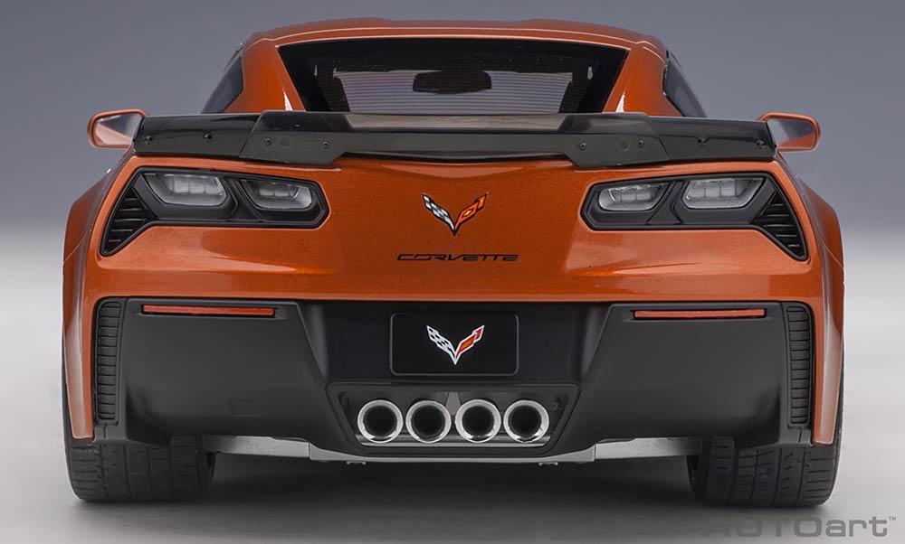 71259 Corvette C7 Z06 AUTOart prix