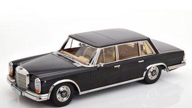 180601 Mercedes 600 1/18 KK-Scale