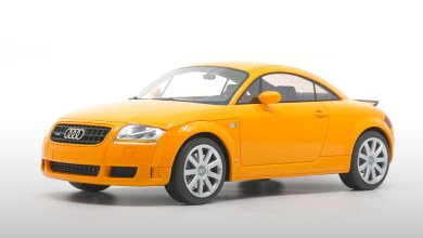 1/18 Audi TT DNA Collectibles DNA000040