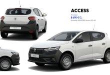 Dacia Sandero 3 Access