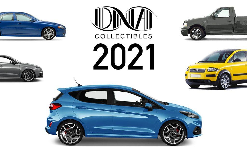 DNA Collectibles nouveautés 2021