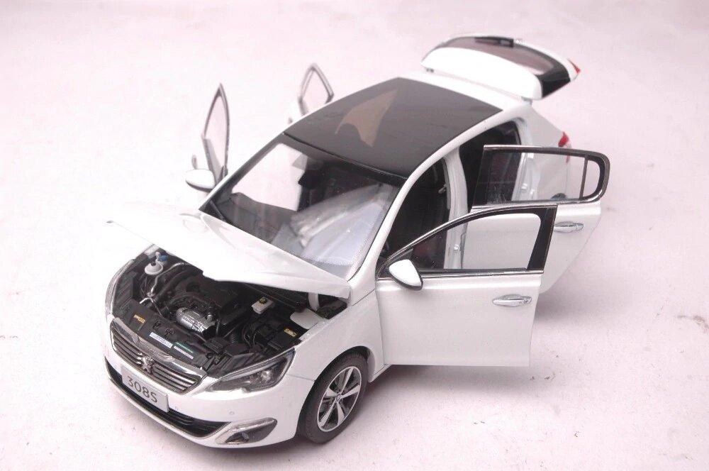 1/18 Peugeot 308 2015 1/18 ouvrants
