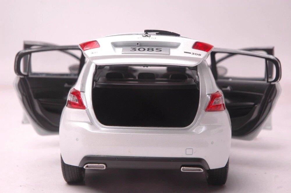 1/18 Peugeot 308 2015 Paudi