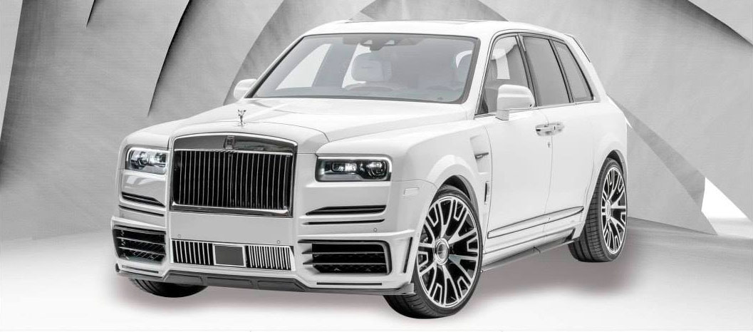 1/18 Rolls Royce Cullinan Mansory VMB