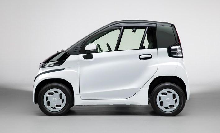 Profil Toyota C+pod