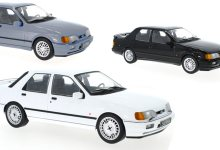 1/18 Ford Sierra Cosworth MCG