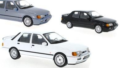 1/18 Ford Sierra Cosworth MCG