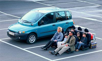Designer Fiat Multipla