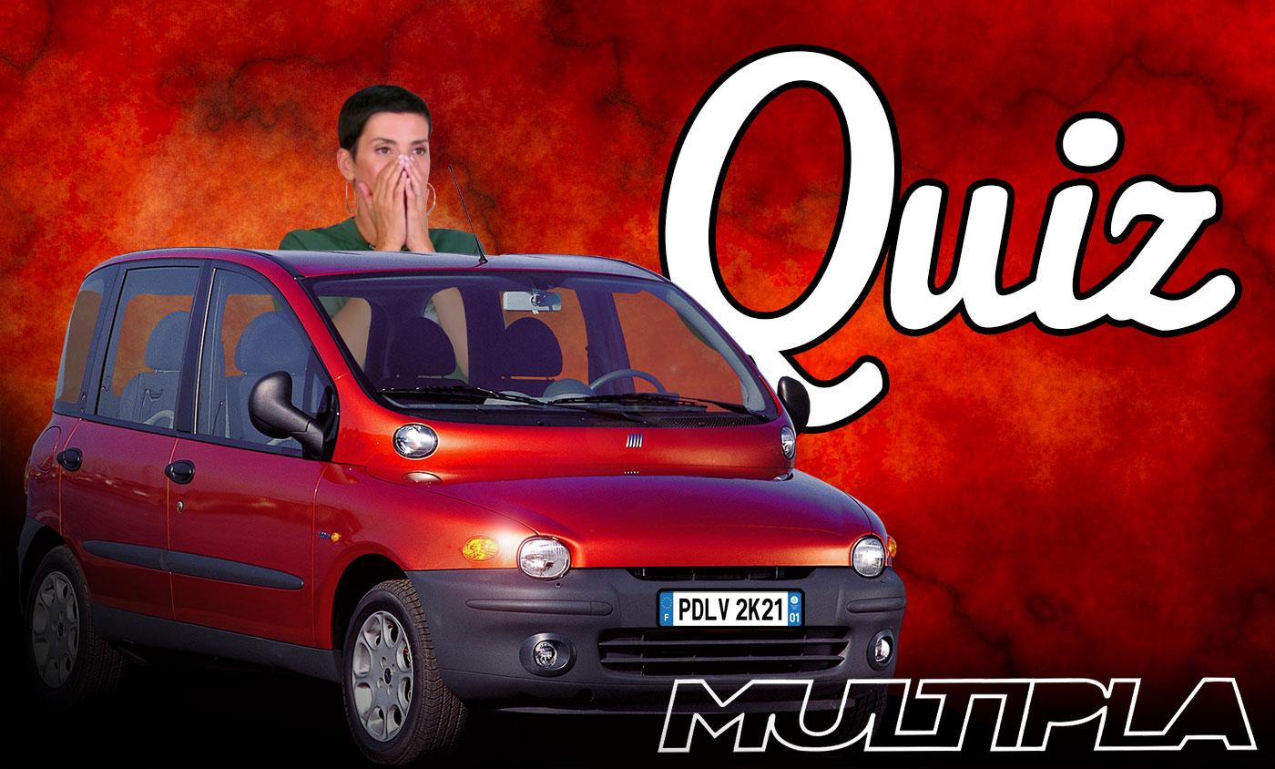 Quiz Fiat Multipla