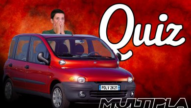 Quiz Fiat Multipla