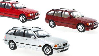 1/18 BMW E36 touring MCG