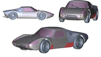 1/18 Porsche 904 CMC