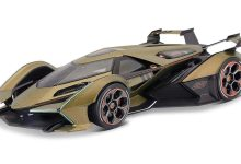 1/18 Lamborghini V12 Vision Gran Turismo