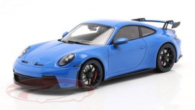 Porsche 911 (992) GT3 1/18
