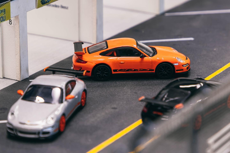 1/64 Porsche 911 (997) GT3 RS