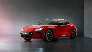 Nouvelle Toyota GR 86 2022