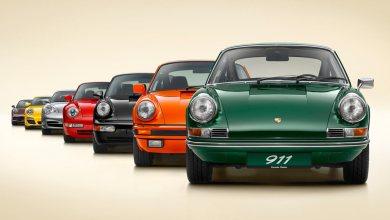 Codes internes Porsche