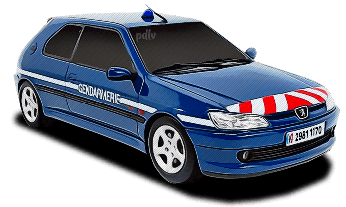 Peugeot 306 Gendarmerie 29811170