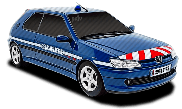 Peugeot 306 Gendarmerie 29811173