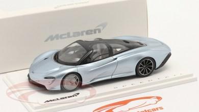 1/43 McLaren Speedtail TSM